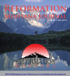 Reformation Montana Journal